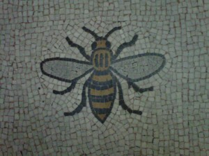 Manchester Town Hall Bee
